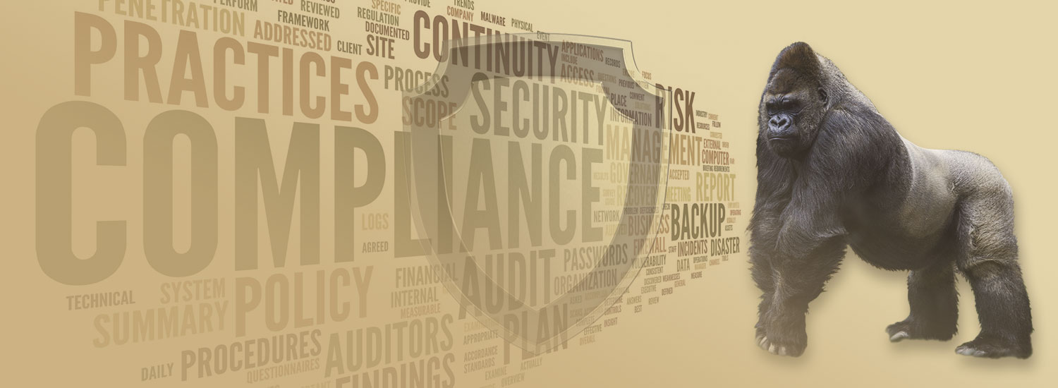 Regulatory Compliance Banner