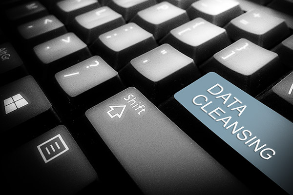 data cleansing keyboard