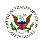 National Transportation & Safety Board Logo
