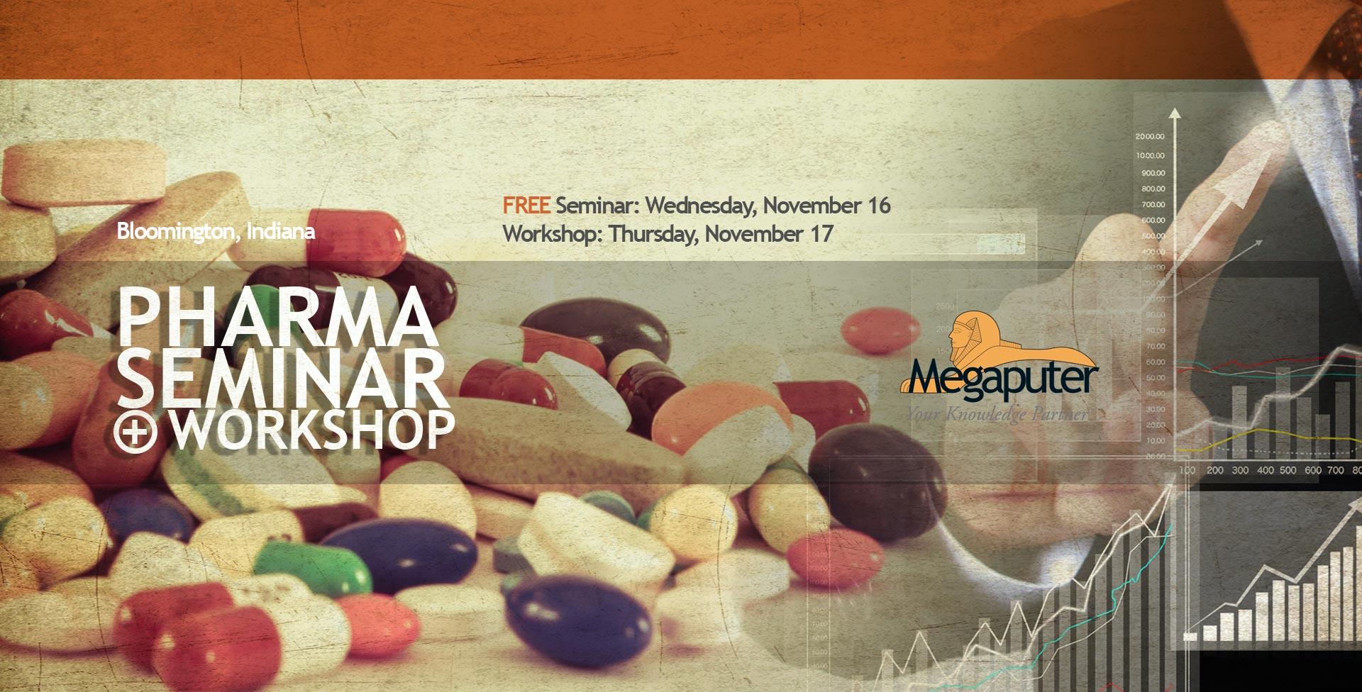 2016 Pharma Seminar Banner
